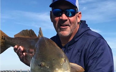 Guided Fishing Trip Gulf Coast