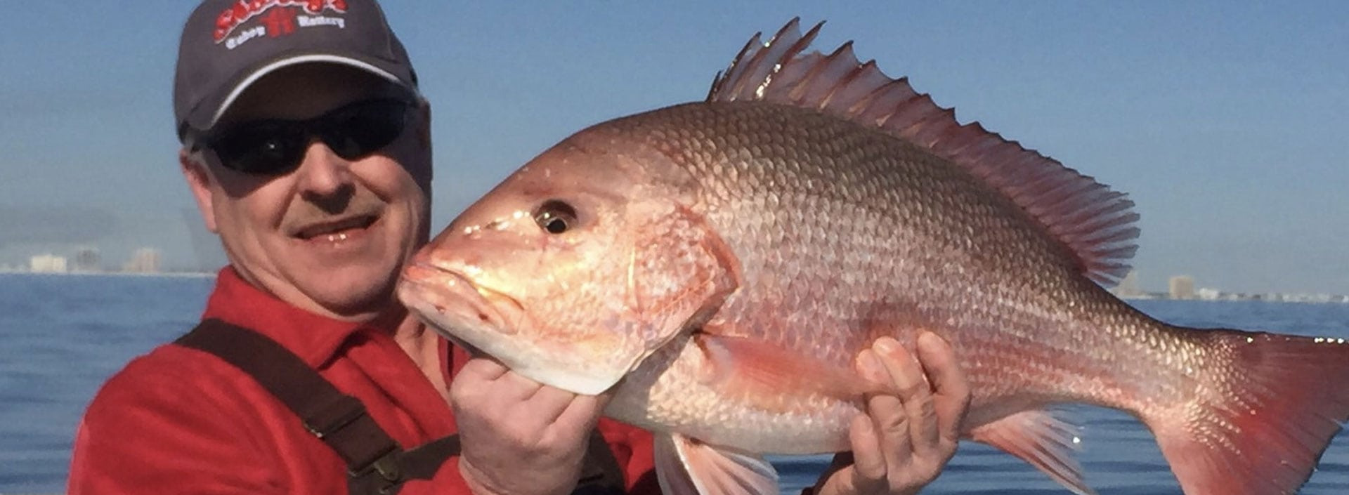 Red Snapper Pensacola Fishing Charter